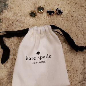 KATE SPADE EARRING BUNDLE!!